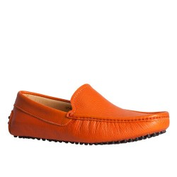 Men Summer Nappa Moccasin