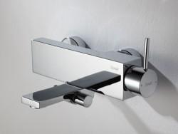 Single Handle Wall Mounted Bath & Shower Mixer