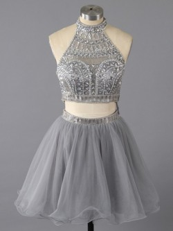 Amazing two piece prom dresses and gowns online at LandyBridal