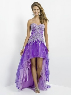 High Low Prom Dresses, Asymmetrical Prom Gowns Canada | HandpickLooks
