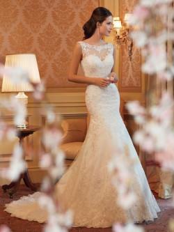 Bröllopsklänningar Online