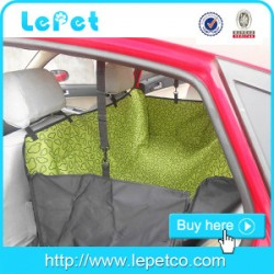 For Amazon and eBay stores Waterproof Car Dog Seat Cover Cat Pet Protector Travel Hammock/dog Car