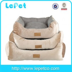 Hot sale new soft warm luxury dog bed wholesale