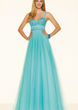 US$163.99 2016 Sleeveless Beading Floor Length Straps Chiffon Ruched A-line