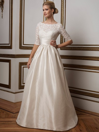 Maternity Wedding Dresses for Pregnant Ladies – dressfashion.co.uk
