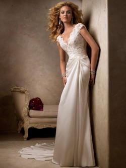 Modern Sheath/Column Wedding Dresses online – dressfashion.co.uk
