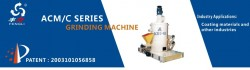 ACM Series Grinding Machine Manufacturer for Baking Soda in China