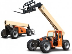Reach forklift rental los angeles