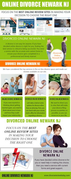 Online Divorce Newark NJ