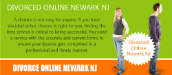 Divorced Online Newark NJ