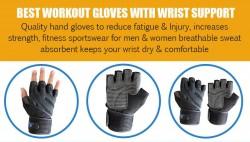 Best Gym Gloves India