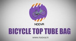 Bicycle Top Tube Bag