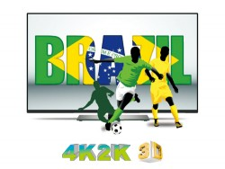 4K2K UHD TV