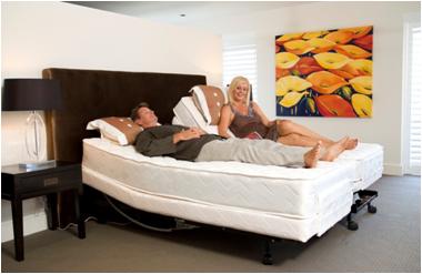 Homecare Deluxe Adjustable Bed