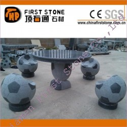 Stone Garden Table And Stool GCF4002