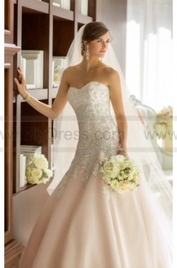 Essense Wedding Dress Style D1581