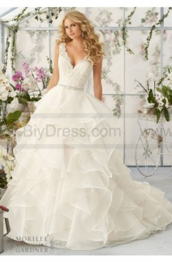Mori Lee Wedding Dresses Style 2805