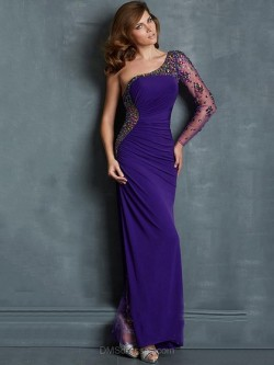 Affordable Purple Formal Dresses, Purple Evening Formal Gowns – dmsDresses