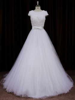 A-line Wedding Dresses Canada Online   Pickeddresses