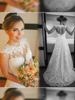 Lace Wedding Dresses Ireland, Lace Gowns for Weddings, Dressesofbridal