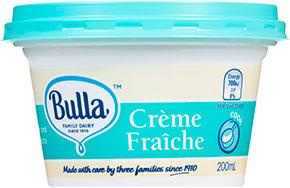 Bulla Crème Fraîche