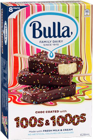 Bulla Popping Candy