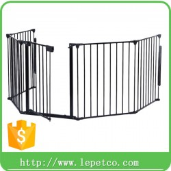 Custom logo wholesale baby safety gate Easy Step Walk Thru Gate