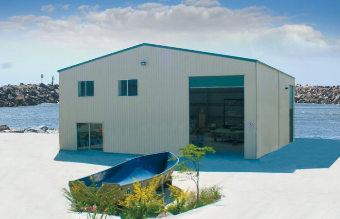 Commercial Sheds For Sale | Commercial Building Construction