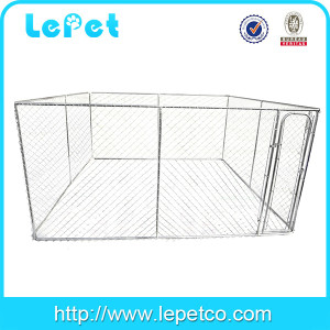 For Amazon and eBay stores outdoor chain link rolling lowes dog kennels and runs