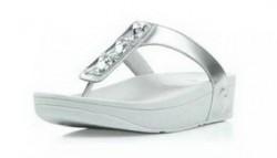 Fitflops Pietra Sandals Silver Womens
