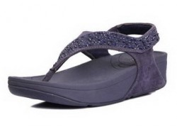 Fitflops Suisei Sandals Blue Womens