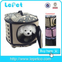 Lepet Foldable EVA Pet Carrier