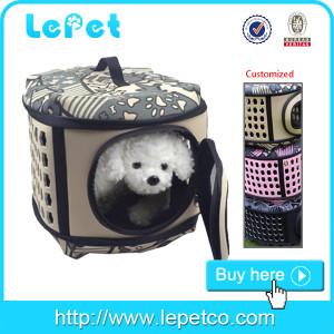 Lepet Foldable EVA Pet Carrier