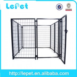 Large outdoor heavy-duty metal dog kennel wholesale Model Number:LMB554 wholesale price:103-120$ ...