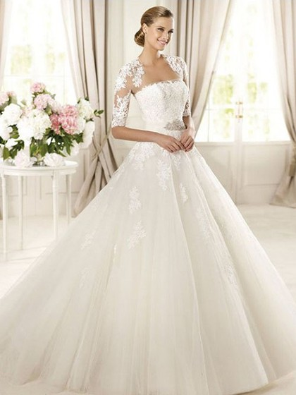 Luxury Wedding Dresses Affordable online – dressfashion.co.uk