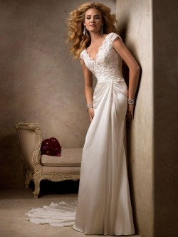 Modern Sheath/Column Wedding Dresses online – dressfashion.co.uk