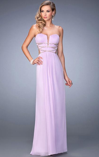 Beauty Long Pink Tailor Made Evening Prom Dress (LFNCE0054) cheap online-MarieProm UK