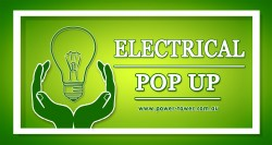 Electrical Pop UP