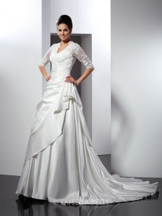 Wedding Dresses Canada, Cheap Wedding Dresses Online – Queena Belle Canada 2017
