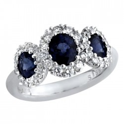 engagement ring flower mound