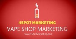 Vape Shop Marketing