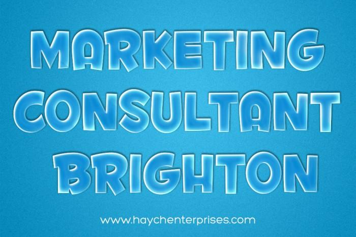 Marketing Consultant Brighton