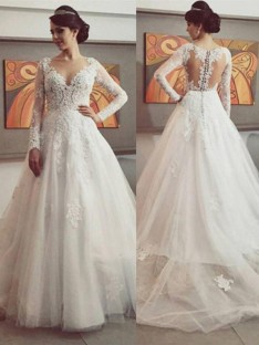 Cheap Wedding Dresses 2017, Bridal Wedding Gowns Online UK – DreamyDress