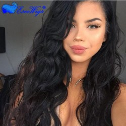 360 Circular Lace Wigs 180% Density Full Lace Wigs for Black Women Body Wave Human Hair Wigs