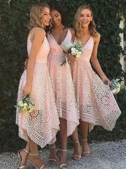 Brautjungfernkleider Kurz & Lang Günstig, Trauzeugin Kleider Online Große Größen