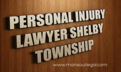 Personal Injury Lawyer Shelby Township