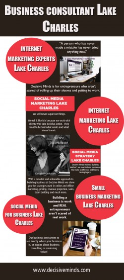 social media marketing plan Lake Charles