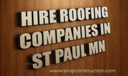 Roof Replacement Contractor St Paul MN
