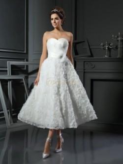 Short Wedding Dresses Australia, Knee-length Bridal Gowns Online – Bonnyin.com.au