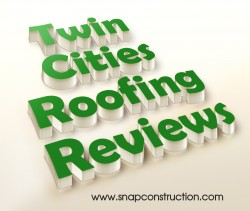 Roof Repair Contractor St Paul MN